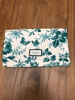 Gucci beauty 磁石布袋