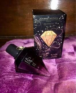 JEANNE ARTHES BLACK JEWEL LOVE NEVER DIES EDP 60 ml