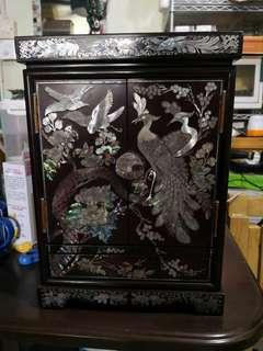 韓國首飾箱