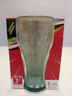 Coca Colavcola coke glass limited edition basketball Beijing 2008