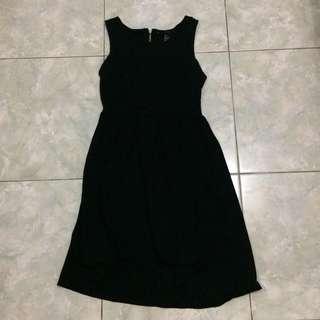 Black Dress H&m