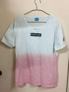 女裝上衣pink top