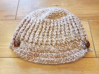 Preloved knitted cap #OCT10