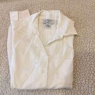 Authentic Ann Taylor Loft Classic Oxford Shirt