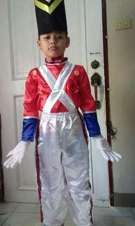 Xmas toy soldier costume set REPRICED