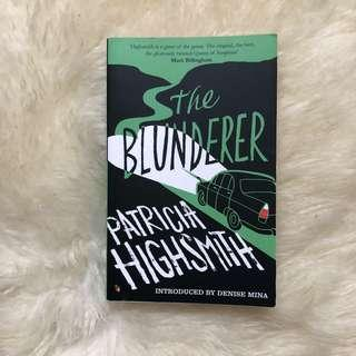 The Blunderer - Patricia Highsmith