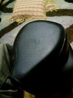 Seat honda c70 single