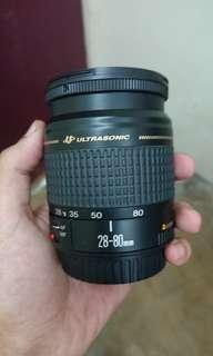 Canon EF 28-80mm f/3.5-5.6 USM