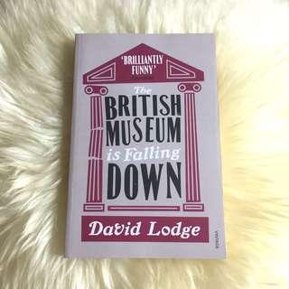 The British Museum is Falling Down – David Lodge
