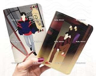 Wannaone Phonecase and Passport Holder