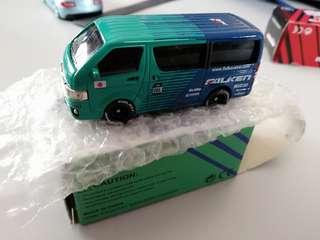 Diecast Toyota Hiace
