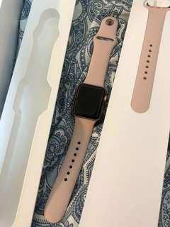 行動網路版Apple watch series3(9.9新)38mm