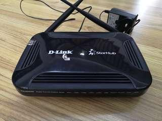 Dlink wireless router DVG-N5402SP