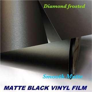 Matte Vinyl Sticker Wrap