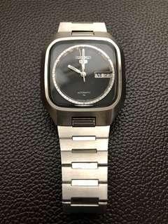Seiko 5 vintage watch 1980(Original)