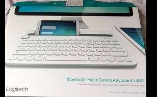 Logitech Bluetooth keyboard 藍牙鍵盤