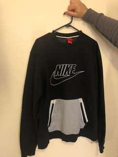 Nike crew neck sweater