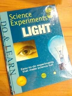 Do & Learn: SCIENCE EXPERIMENTS (LIGHT)