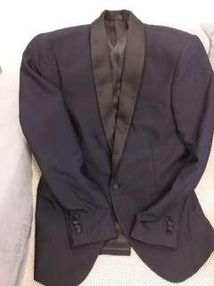 禮服全套(連馬甲、煲呔,礼服恤衫)