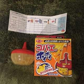 日本安速 earth 果蠅誘捕器