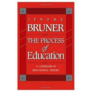 The Process of Education, Kindle Edition by Jerome S. BRUNER (Author)