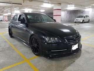 2007 Toyota Mark X S package