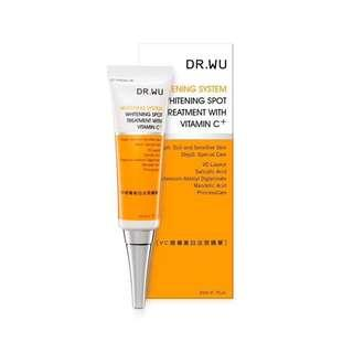 DR. WU Whitening Spot Treatment with Vitamin C 20ml #julypayday