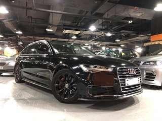 2016 Audi A6 Avant 40TFSI