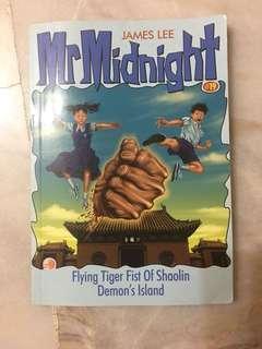 Mr Midnight - Flying Tiger Fist Of Shaolin Demon's Island