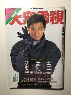 大衆電視 1993 劉德華
