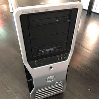 Dell Precision Workstation T7400