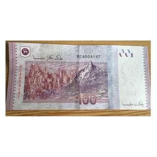 RM 100 good number