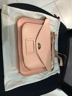 [AS IF NEW]Cambridge Satchel Baby Pink