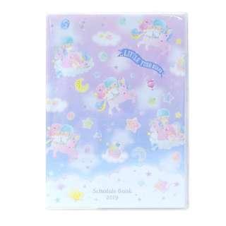 日本新貨預購: Little twin stars A6 Schedule Book(兩款選擇)