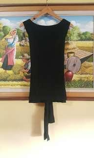 Zara Knit Tie Back