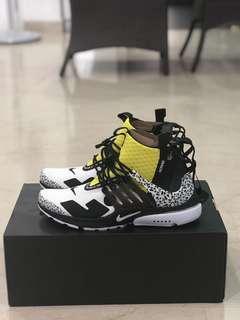 Us 9 Acronym Nike Presto Dynamic Yellow