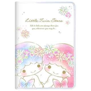 日本新貨預購:Little twin stars A5 schedule book(四款選擇)