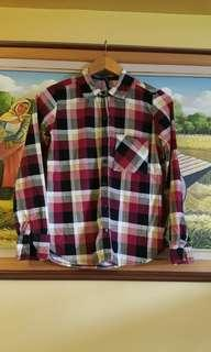 Bayo Checked Button Down