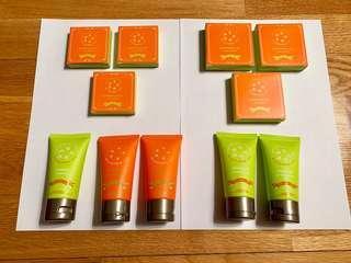 Shanghai Tang Mandarin Tea NEW Hair and Body Products