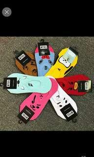 (PO) BT21 Ankle socks