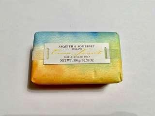 Asquith & Somerset England Triple Milled Soap