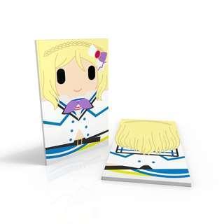 Mari Ohara - Love Live! Sunshine!! Notebook