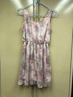 Japan mini dress with jacket