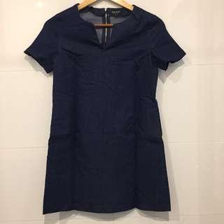 NEW! Zalora Denim Dress