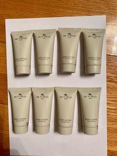 Etro body lotion Musk Fragrance NEW