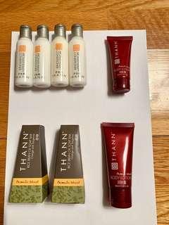 Thann Travel Bath Products NEW