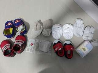 Baby Shoes or Slip On socks