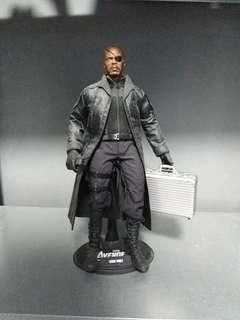 Hot toys marvel nick fury