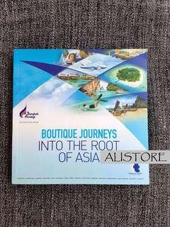 Boutique Journeys into the Root of Asia