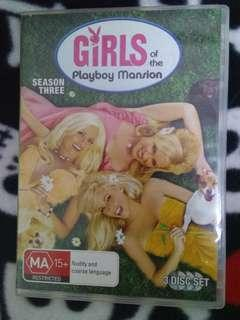 Girls of the Playboy Mansion - Season 3